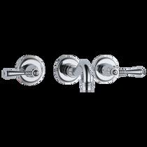 Brizo   Tresa® Two Handle Wall-Mount Faucet