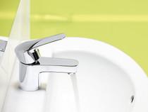 Kohler   July™ Single-handle bathroom sink faucet