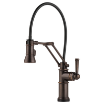 Brizo | Artesso® Single Handle Articulating Kitchen Faucet With Smarttouch® Technology