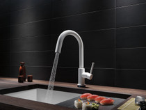 Brizo | Solna® Single Handle Single Hole Pull-Down Kitchen Faucet With Smarttouch® Technology