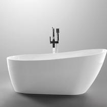 "59"" Teddy Deep Soak Freestanding Bathtub **NEW"