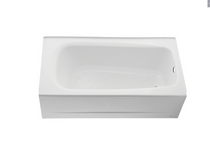 American Standard Cambridge 60 Inch by 32 Inch Integral Apron Bathtub