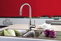 Castle Bay Caledon II Kitchen Faucet Stainless Steel