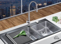 Castle Bay Stella Kitchen Faucet Stainless Steel