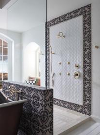Brizo | Charlotte® Tempassure® Thermostatic Shower Only, Chrome