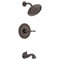 Brizo Traditional Pressure Balance Tub/Shower - Venetian Bronze