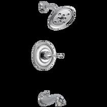 Brizo Traditional Pressure Balance Tub/Shower - Chrome