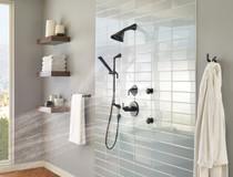 Brizo Sotria® Tempassure® Thermostatic Shower Only, Venetian Bronze