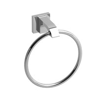 Riobel Zendo  Towel Ring Chrome