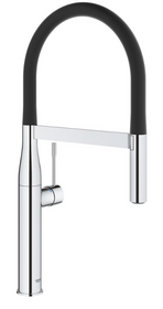 Grohe Essence Professional Single-Handle Kitchen Faucet StarLine Chrome