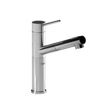Riobel Cayo Kitchen Faucet With Spray Chrome