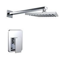 Royal Sedona One-Way Shower System in Chrome
