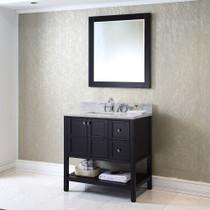 "Daytona 40"" Espresso Bathroom Vanity 50% OFF FLOOR MODEL"