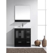 "Pompano 30"" Espresso Bathroom Vanity"