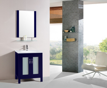 Royal Wasaga 28 inch Navy Blue  Bathroom Vanity