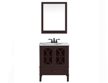 "Florida  30""  Espresso Bathroom Vanity"