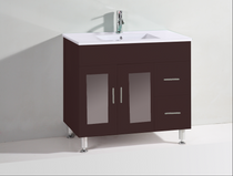 "Jane 36"" Espresso Bathroom Vanity"