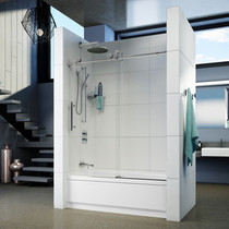 Fleurco | KN TUB SLIDING DOOR ENCLOSURE KINETIK