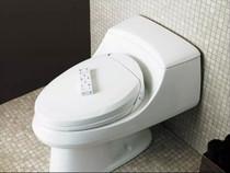 Kohler C3 200 Elongated Toilet Seat with Bidet Functionality and Heat