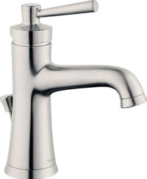 Hansgrohe Joleena 1.2 GPM Deck Mounted Bathroom Faucet with Pop-Up Drain Assembly - Limited Lifetime Warranty