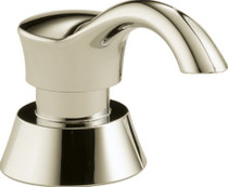 Delta Deck Mounted Soap Dispenser with 13 oz Capacity