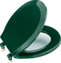 Kohler Lustra Round Closed Toilet Seat with Quick Release Technology
