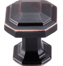 Top Knobs Emerald Geometric Cabinet Knob/Bar from the Chareau Collection