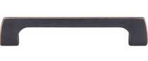 Top Knobs Holland Mixed Length Center to Center Handle Cabinet Pull from the Mercer Series