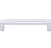 Top Knobs Modern Metro 5 Inch Center to Center Handle Cabinet Pull from the Sanctuary II Collection