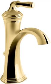 Kohler Devonshire Single Hole Bathroom Faucet - Drain Assembly Included