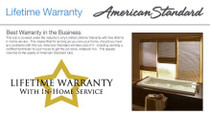 "American Standard Stratford 66"" Americast Soaking Bathtub with Reversible Drain - Lifetime Warranty"