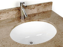 Architechtura - Oval 17x14 u/m sink