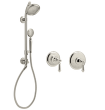 Kohler Artifacts Thermostatic HydroRail Shower System with Single Function Shower Head, Hand Shower, Valve Trims