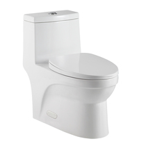 Crown Ultra Single one piece Flush Toilet