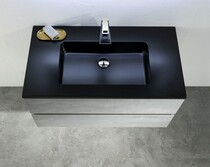 "Edison 24"" Wall Mount Bathroom Vanity"