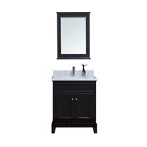 """Boca 30"""" Espresso Bathroom Vanity"""