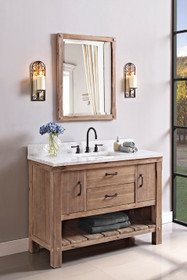 "Napa 48"" Bathroom Vanity"