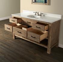 Napa 60″ Bathroom Vanity