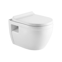 Crown Oasis Wall Mount Toilet Carrier Included