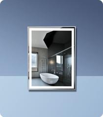"Royal Elegance 24"" LED Mirror"