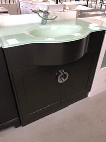 "Sarasota 36"" Bathroom Vanity in Espresso"