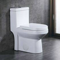 Crown Arrow One Piece Compact Toilet