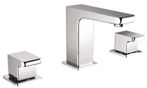 Royal Sedona Widespread Faucet in Brushed Nickel