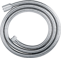 Replacement Flexible Metal Shower Hose in Chrome