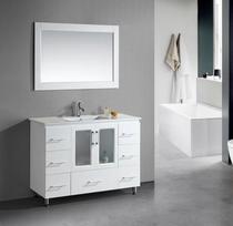 Royal Jane 48 inch White Bathroom Vanity