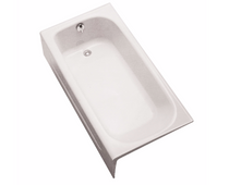 Toto: ENAMELED CASTS IRON BATHTUB