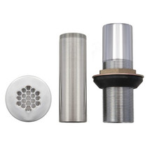 Moen Brushed Nickel Grid Drain (Without Overflow)