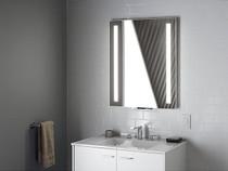 "Kohler Verdera® Voice lighted mirror with Amazon Alexa, 24"" x 33"""