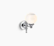 Kohler Damask™One-light lacemaker sconce