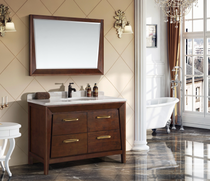 Berkshire 48 inch Single Sink Vanity Solid Wood *New Collection